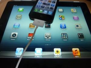 אייפד ואייפון